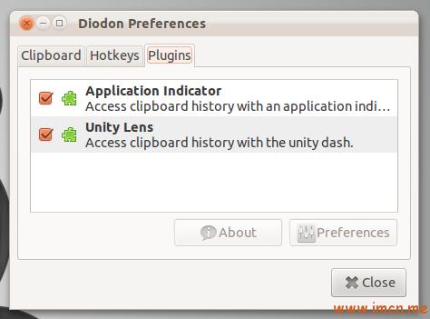 diodon 0.6 plugin-based