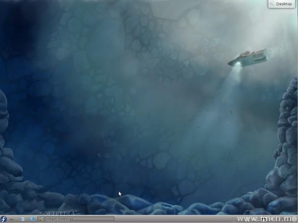fedora16beta KDE