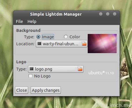 simple-lightdm-manager