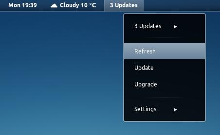 update-indicator-extension