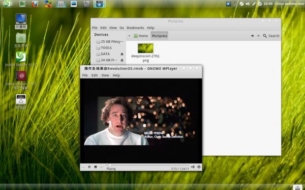 视频插件也安装了