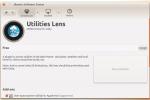 utilities lens usc