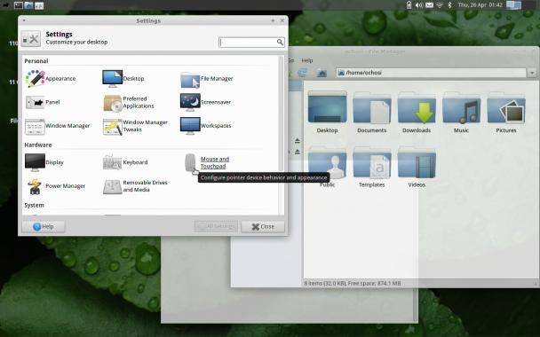 Xfce4.10