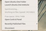 indicator-ubuntuone