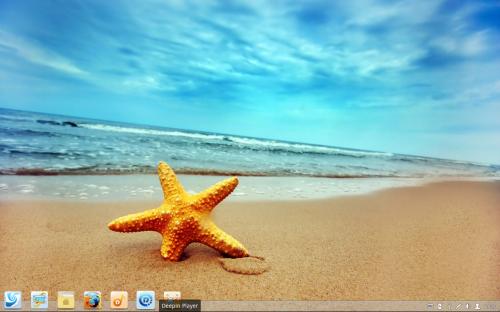 Deepin1212desktop