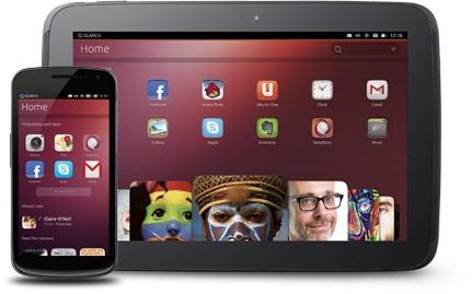 用 Ubuntu Touch Emulator 体验 Ubuntu Touch