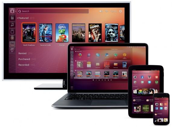 视频展示 Ubuntu touch 多任务显示改进