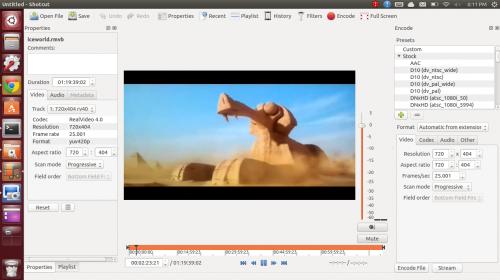 shotcut-ubuntu