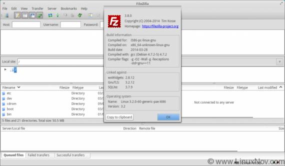 FileZilla-3-8-0-Client-Screenshot