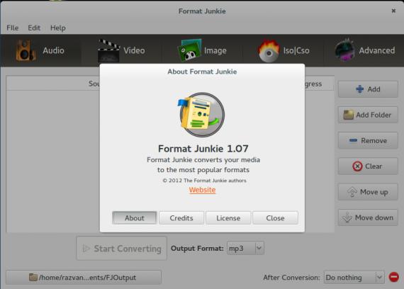 Format Junkie