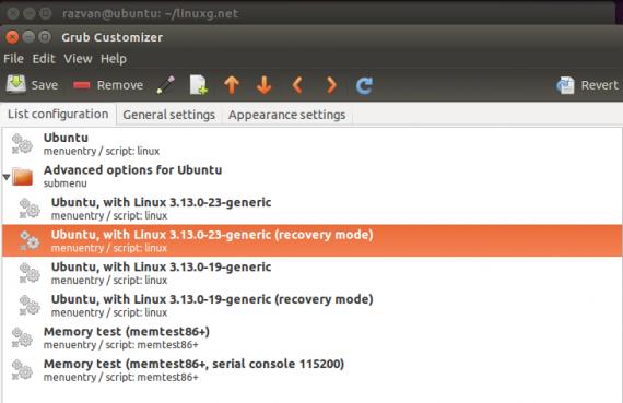 Grub Customizer 4.0.6