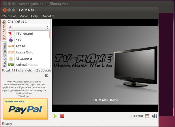 TV-Maxe 0.09