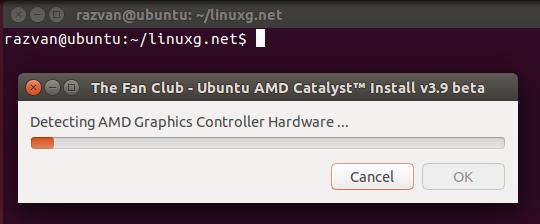 Ubuntu AMD Catalyst Install 3.9