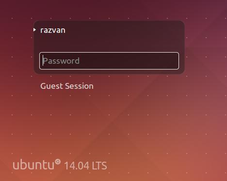 Ubuntulogin