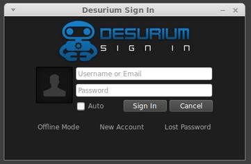Desurium 0.9