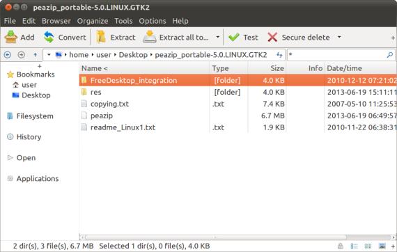 Peazip 5.3.1