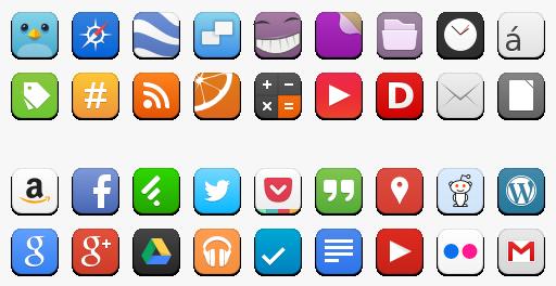Moka Icon Theme  3.0 01