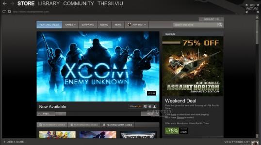 Valve 发布新的 Steam beta 版本更多的修复和改进