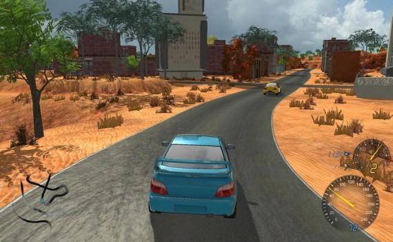 Stunt Rally 01