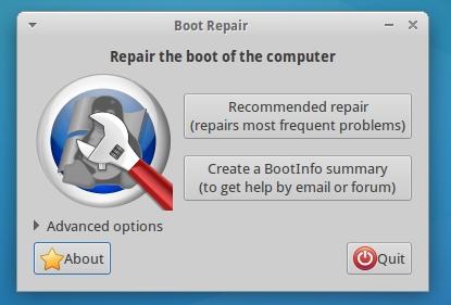 Boot Repair 3.199