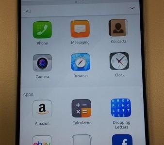 Ubuntu Touch 在 Meizu MX4 上运行的照片泄露