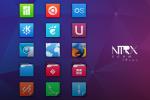 Nitrux 3.5.1 图标主题