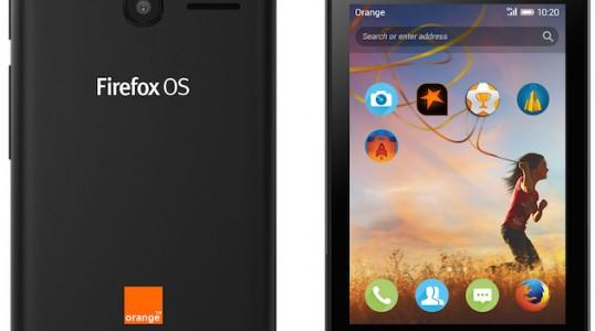 Mozilla 在两个非洲国家推出 Firefox OS 手机