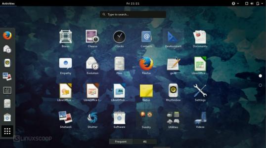 视频展示 Fedora 23 Workstation 有些什么新变化