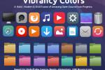 推荐主题 Vibrancy Colors 图标