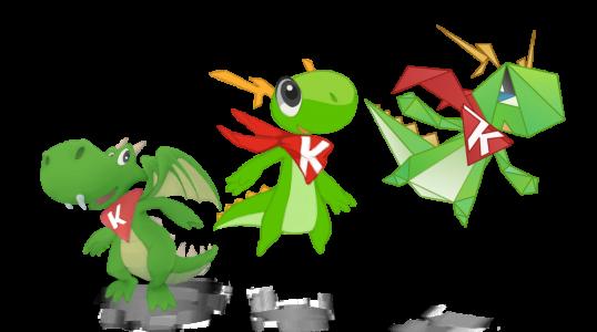 KDE 20岁啦!