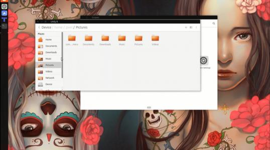 【视频】Ubuntu 17.04 Unity 8 更新 – 启动器设置演示