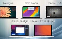【高清视频】2017年令人期待的5个Linux发行版
