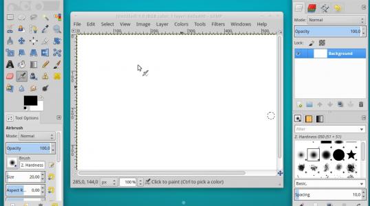 Ubuntu 用户如何安装 GIMP 2.8.18