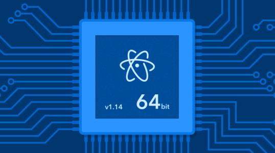 文本编辑器 Atom 1.14 已经发布