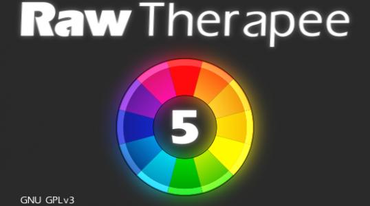 Ubuntu 如何安装图像处理软件 RawTherapee 5.0