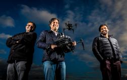 微软开源 AirSim,训练无人机和无人车微软开源 AirSim,训练无人机和无人车