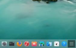 手动安装 Dash to Dock Gnome 扩展