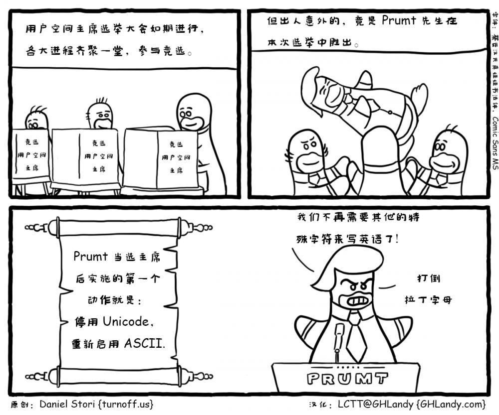 漫画解析用户空间选举漫画解析用户空间选举