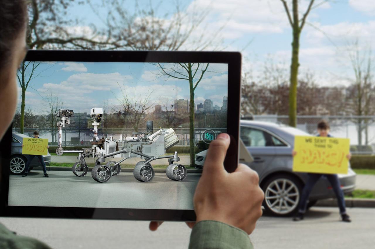 微软新技术:只要普通 Webcam,混合实境马上来微软新技术:只要普通 Webcam,混合实境马上来