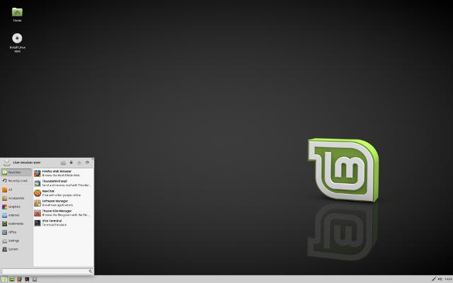 Beta版Linux Mint又发大招Beta版Linux Mint又发大招