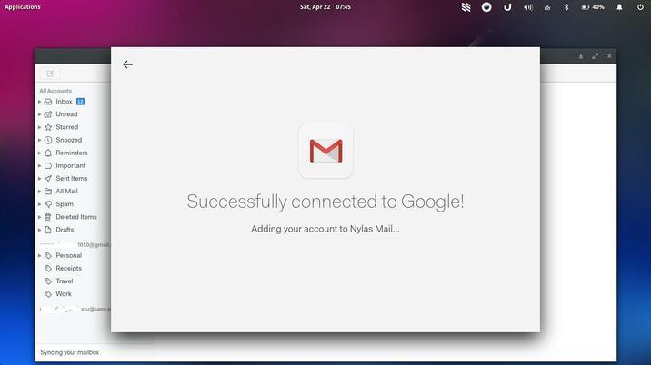 一款 Linux 邮件客户端—Nylas Mail一款 Linux 邮件客户端—Nylas Mail