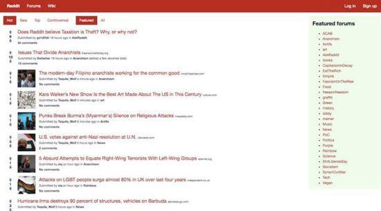 6款可替代Reddit的开源免费方案6款可替代Reddit的开源免费方案