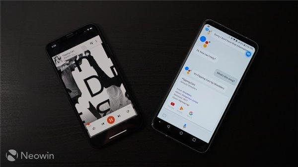 听歌识曲–Google Assistant 姗姗来迟的新技能听歌识曲–Google Assistant 姗姗来迟的新技能
