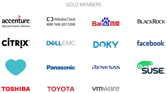 百度成为Linux基金会金牌会员百度成为Linux基金会金牌会员