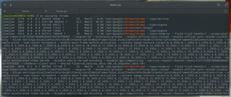 Linux下命令行如何KILL掉一个进程?Linux下命令行如何KILL掉一个进程?