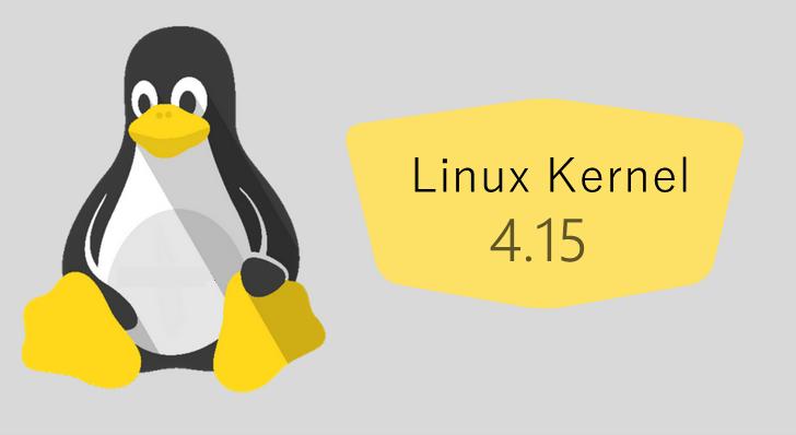 Linus Torvalds给大家的新年礼物:Linux Kernel 4.15 RC6发布Linus Torvalds给大家的新年礼物:Linux Kernel 4.15 RC6发布