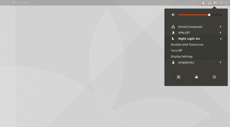 如何在Ubuntu上启用夜灯保护眼睛如何在Ubuntu上启用夜灯保护眼睛