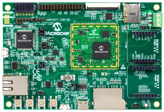 Microchip简化工业级Linux的设计Microchip简化工业级Linux的设计