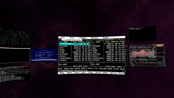 Safespaces:Linux 上的 VR 桌面环境项目Safespaces:Linux 上的 VR 桌面环境项目