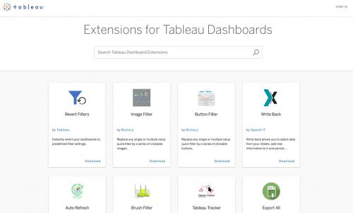 Tableau的2018.2版本发布 仪表板可拖放设置Tableau的2018.2版本发布 仪表板可拖放设置